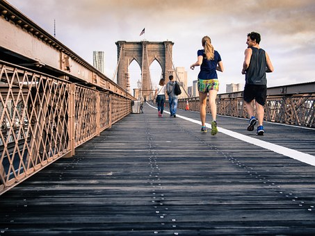 ריצה על גשר