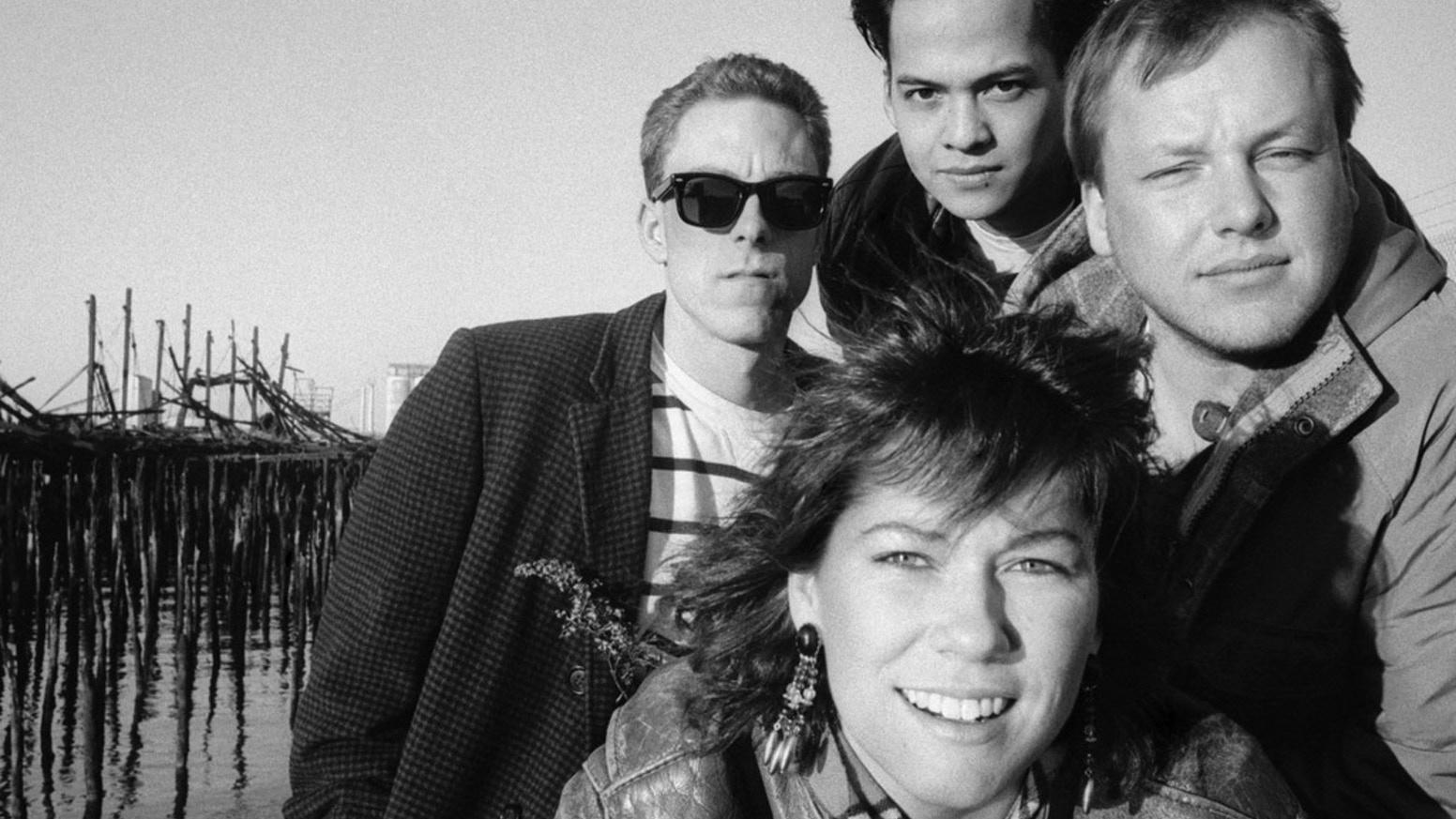 ריקי שחם ממליצה על שירים של להקת The Pixels