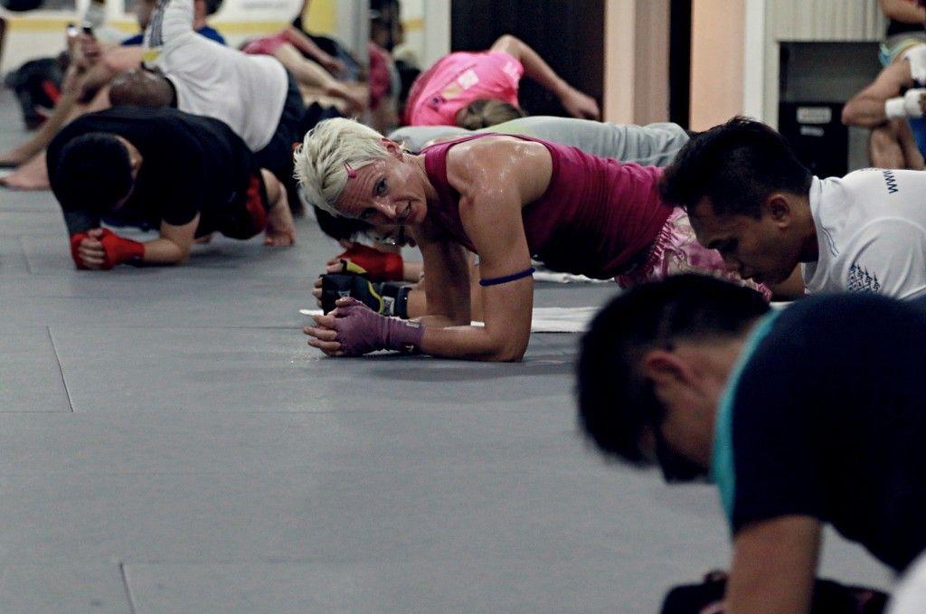 ריקי שחם ממליצה על אימון גופני