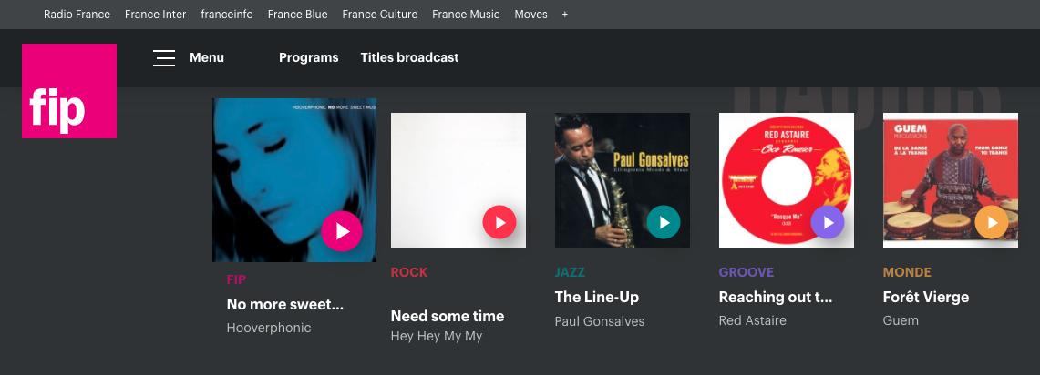 ריקי שחם ממליצה על רדיו צרפתי FIP